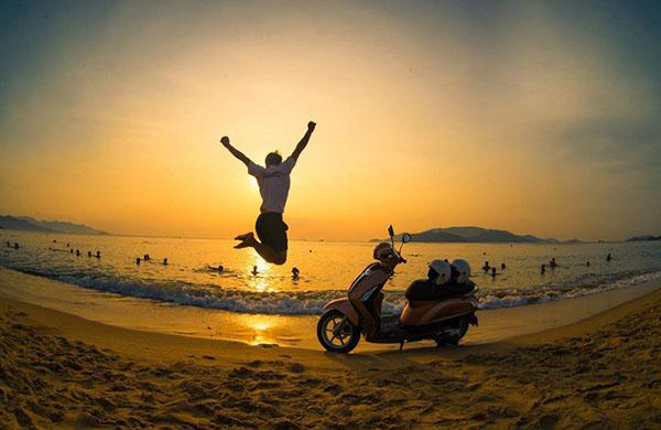 Tại sao bạn chọn thuê xe máy tại Cam Ranh?
