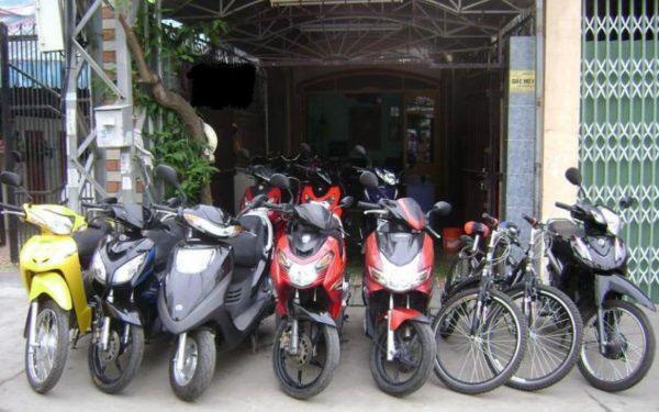 xe máy giá rẻ nhất Cam Ranh